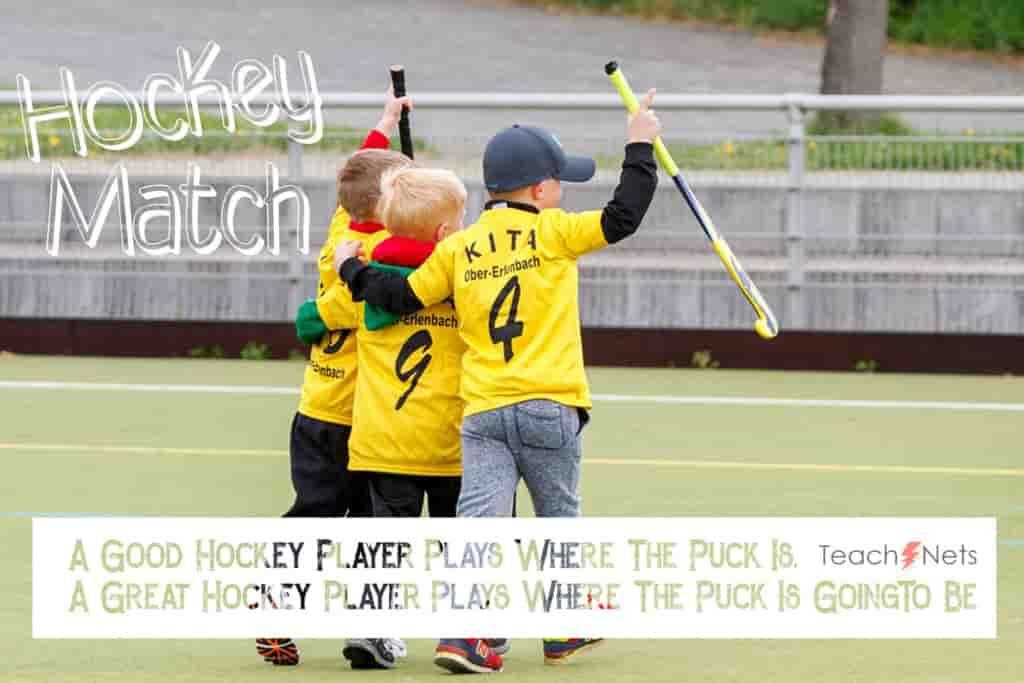Essay On Hockey Match Short English Essay