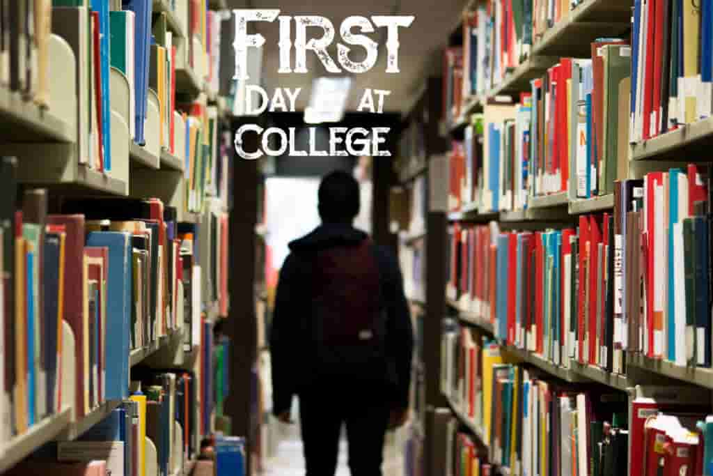 My First Day At College Essay Short Essay