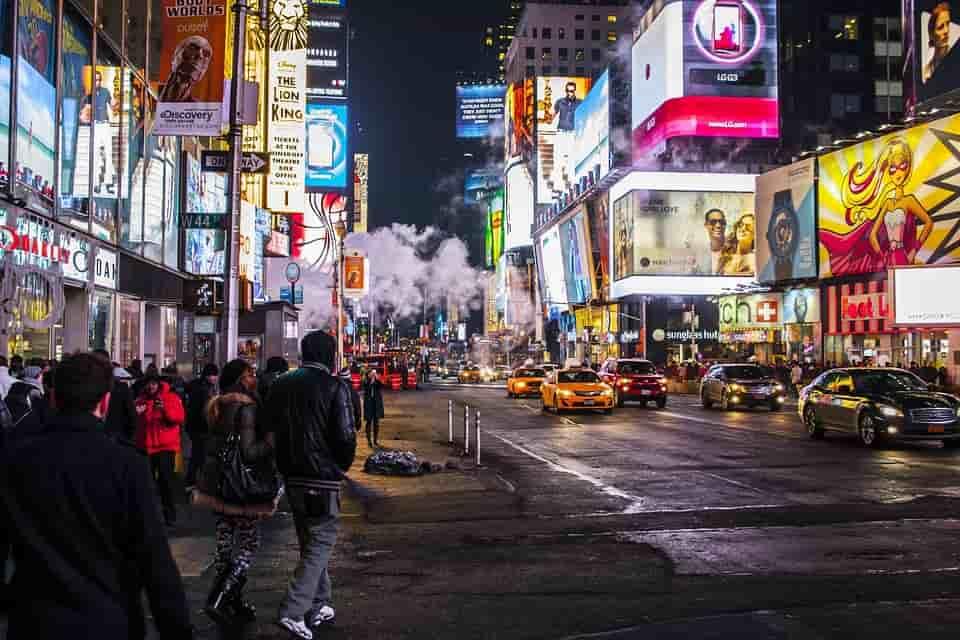 Life In A Big City Essay | City Life Essay