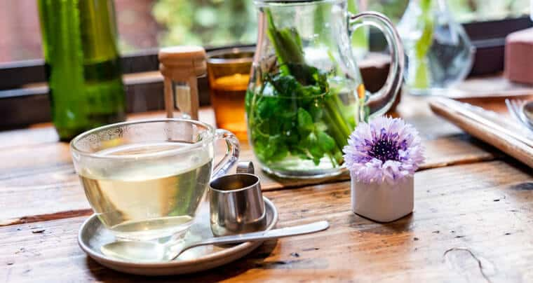 what are the benefits of green tea?