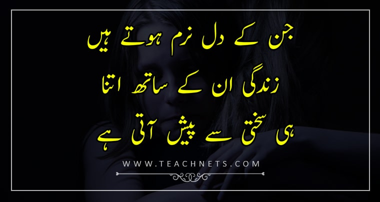 Sad Quotes In Urdu That Make You Cry