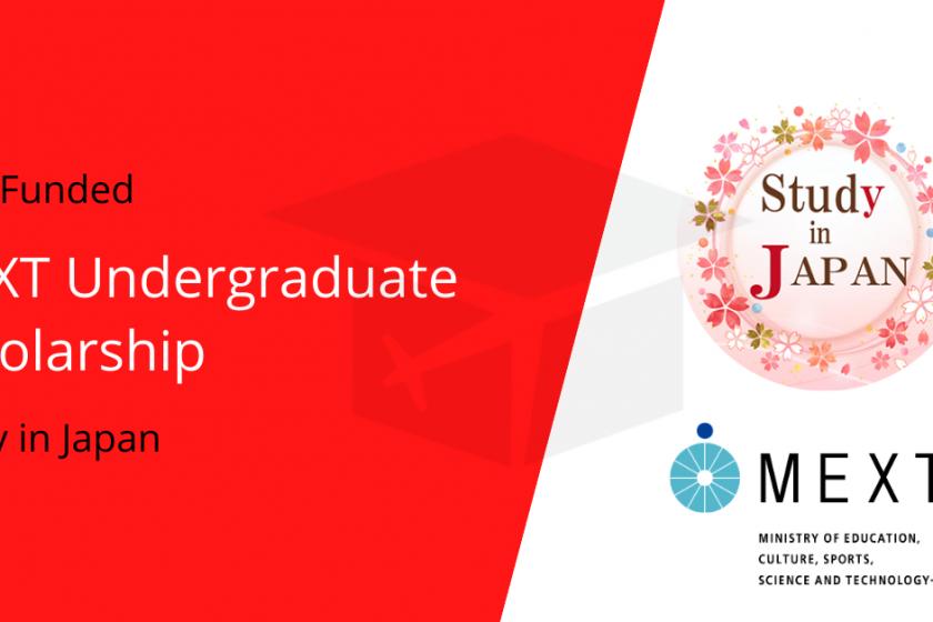 Mext Undergraduate Scholarship
