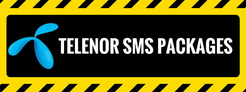 Telenor SMS Packages 2021: Daily, Weekly and Monthly