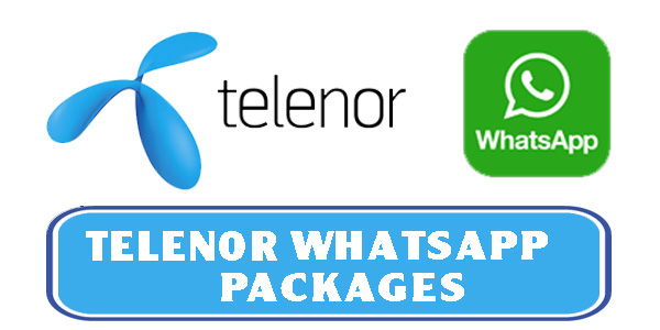 Telenor WhatsApp Packages 2021: Daily, Weekly and Monthly