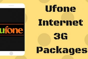 Ufone Internet Packages 2021: Daily, Weekly, Monthly