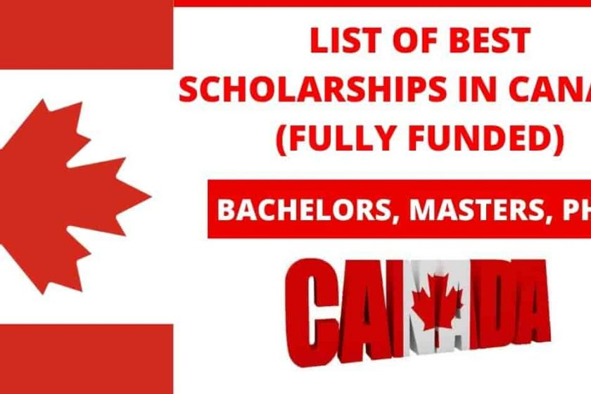 Best Scholarships in Canada | Canadian Scholarships
