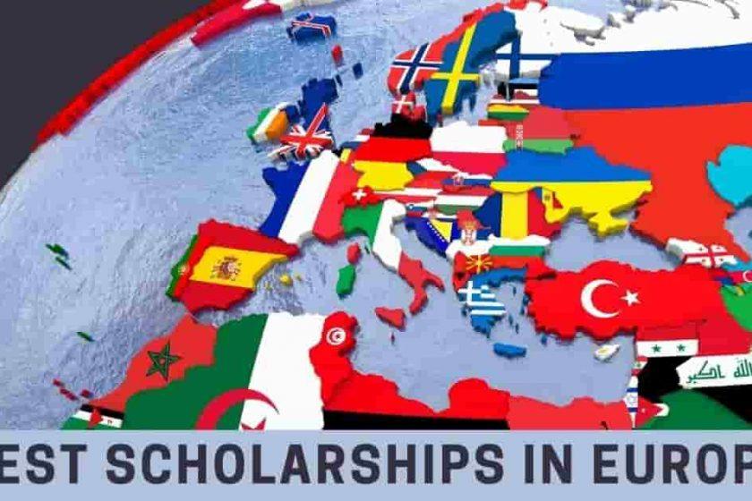 Best Scholarships in Europe | European Scholarships