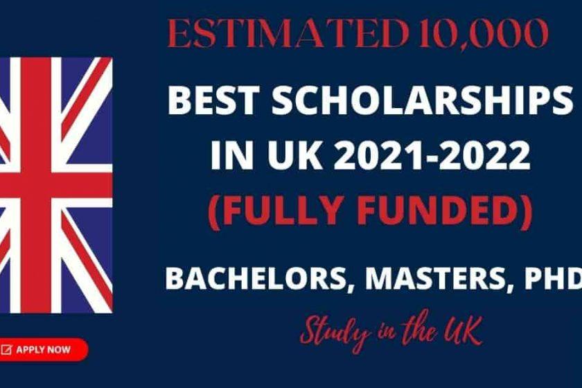 Best Scholarships in United Kingdom | UK Scholarships