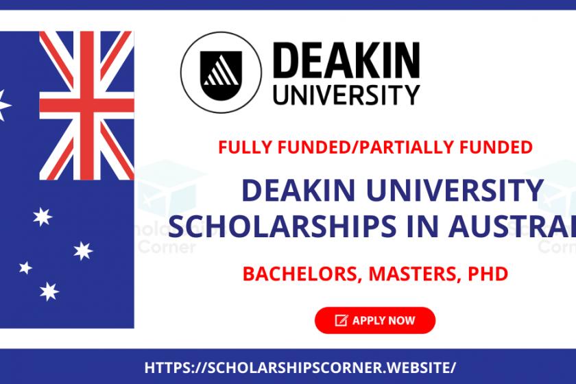 Deakin University Scholarships