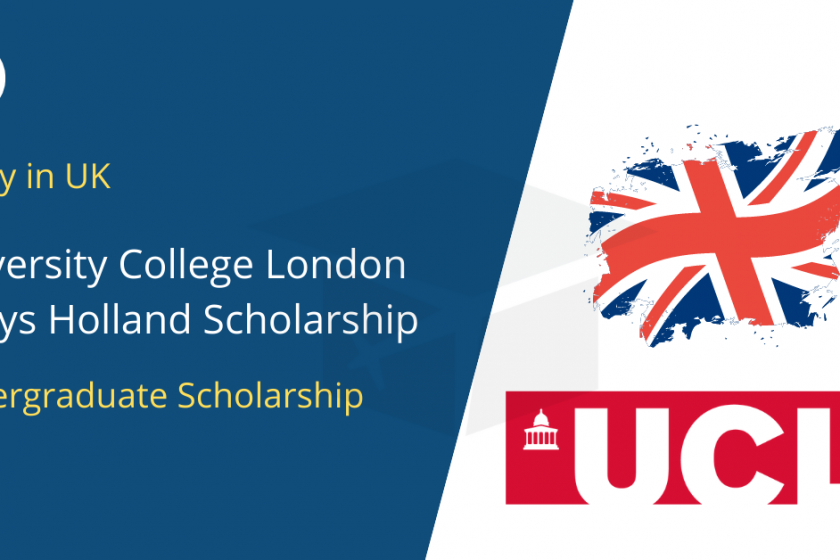 Denys Holland Scholarship in the UK 2021-22