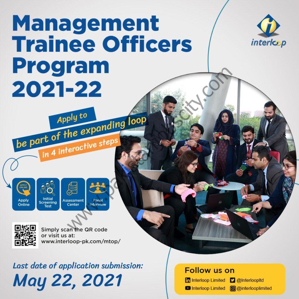 Interloop Limited MTO Program 2021-22