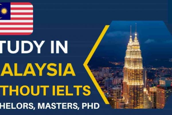 Study in Malaysia Without IELTS | Opportunities Corners