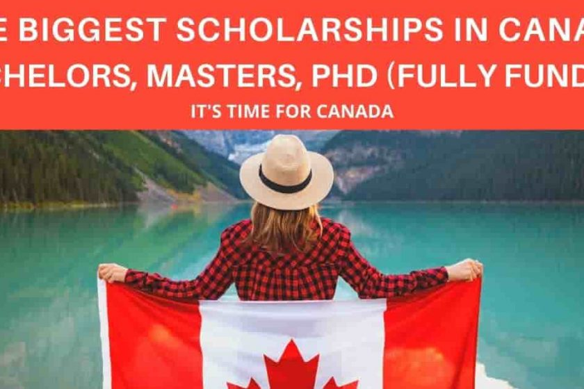 The Biggest Scholarships in Canada For 2021 | Fully Funded