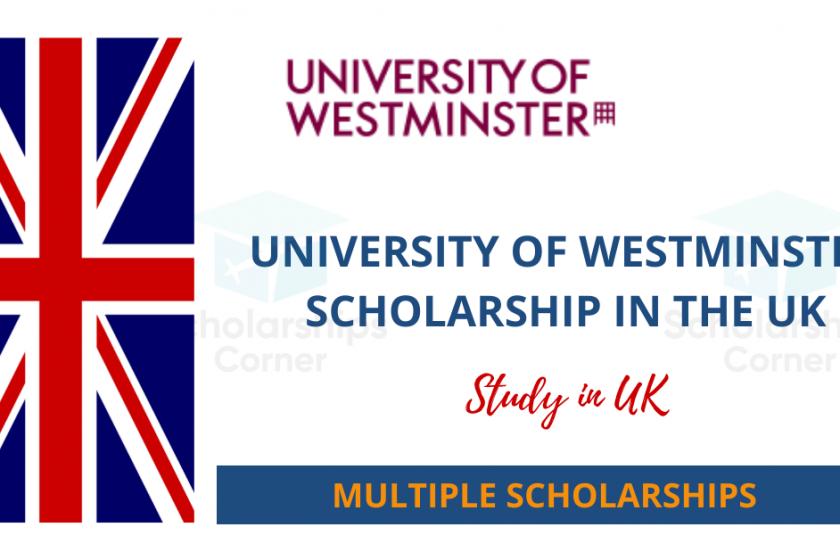 University of Westminster Scholarship